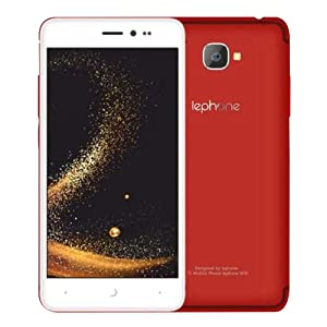 Lephone W15 4G Volte (16GB ROM, 2GB RAM) (Red)