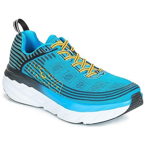 Hoka One One Bondi 6 Running Shoes Men Dresden BlueBlack