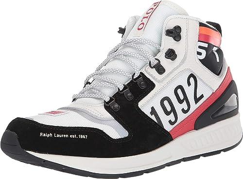 Polo Ralph Lauren Train 100 Mid Black