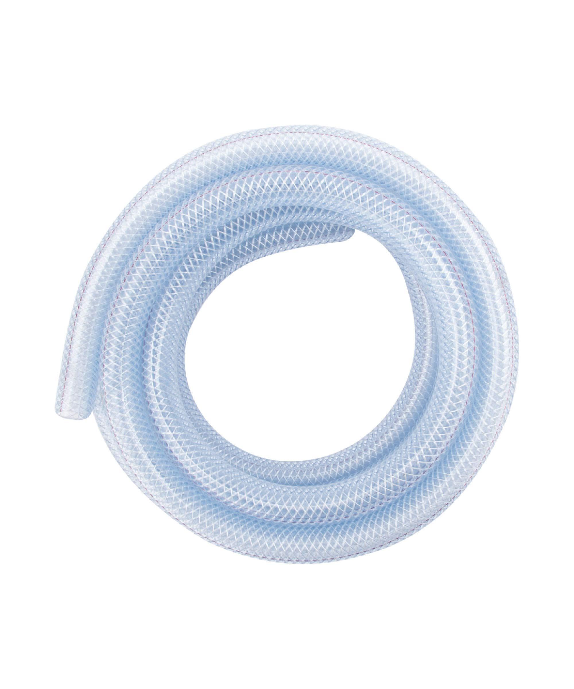 LDR Industries 516 B1210 Nylon Tubing 1/2'' x 10' Clear