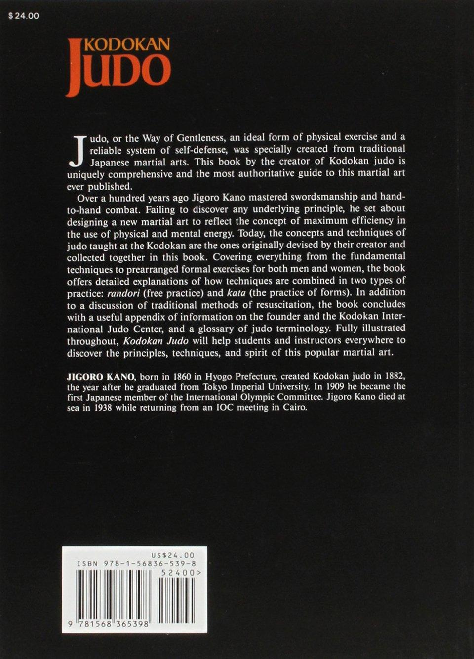 Jigoro Kano Book
