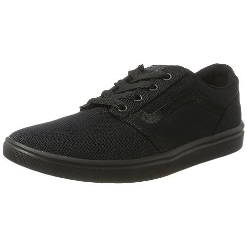 Vans Chapman Lite Zapatillas Para Hombre Negro Mesh Black Black 40 5 EU