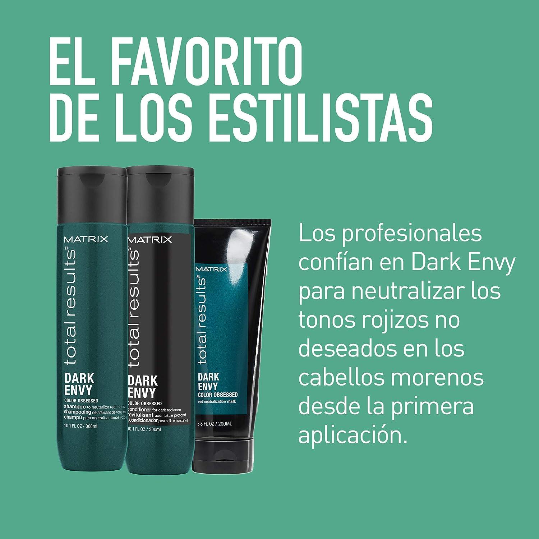 Matrix Champú Dark Envy neutralizador de cabellos morenos - 300 ml
