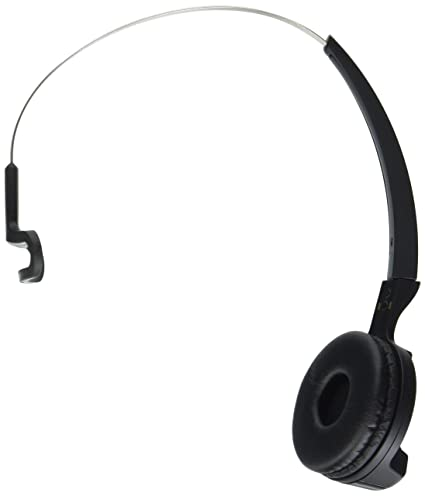 Amazon.com : Sennheiser Enterprise Solution 615104236097 Presence Headband VOIP Telephone Headset : Electronics