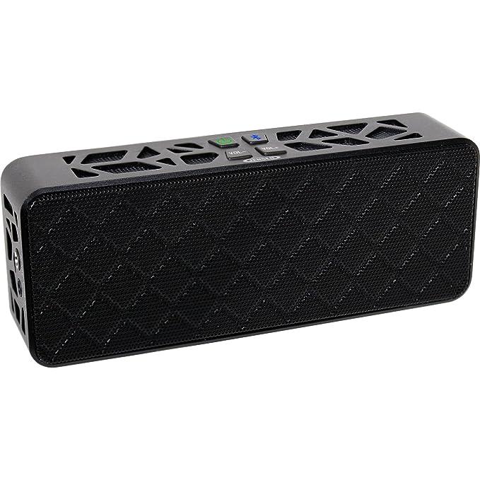 Review Jensen Portable Bluetooth Wireless
