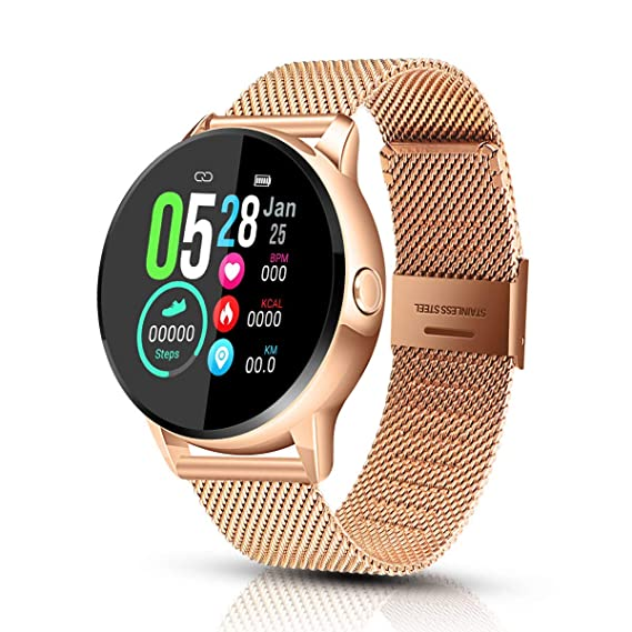 EIVOTOR Smart Watch Smart Watch Sport Fitness Activity ...