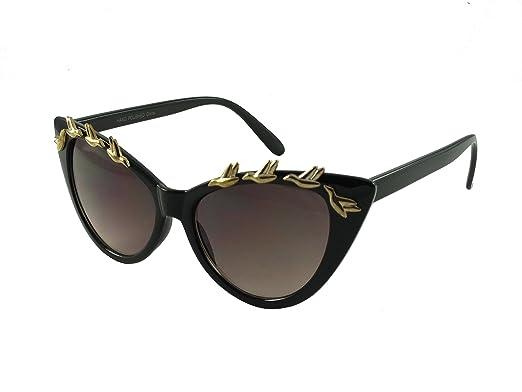 Revive Eyewear Damen Sonnenbrille Rot rot kuX3SQAY