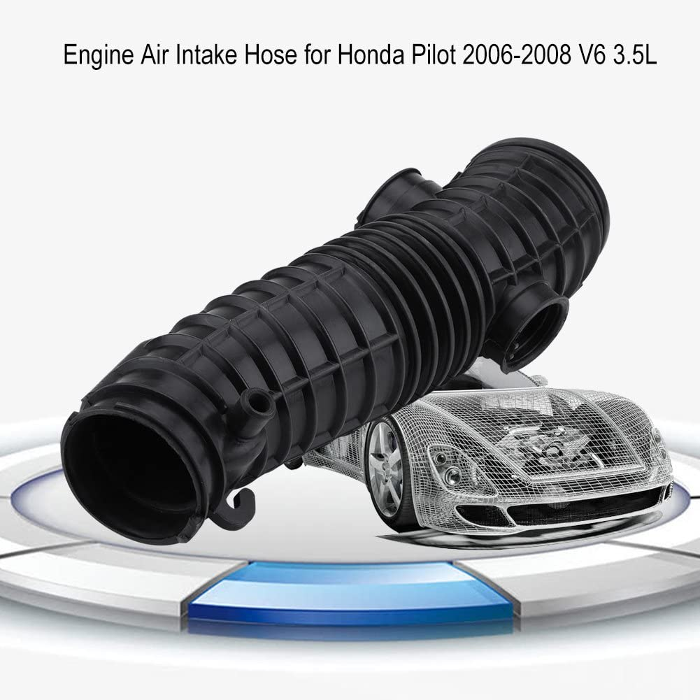 Engine Air Intake Hose Tube for ACURA TSX 2004-2008 L4 2.4L AIH551078H 601871665765