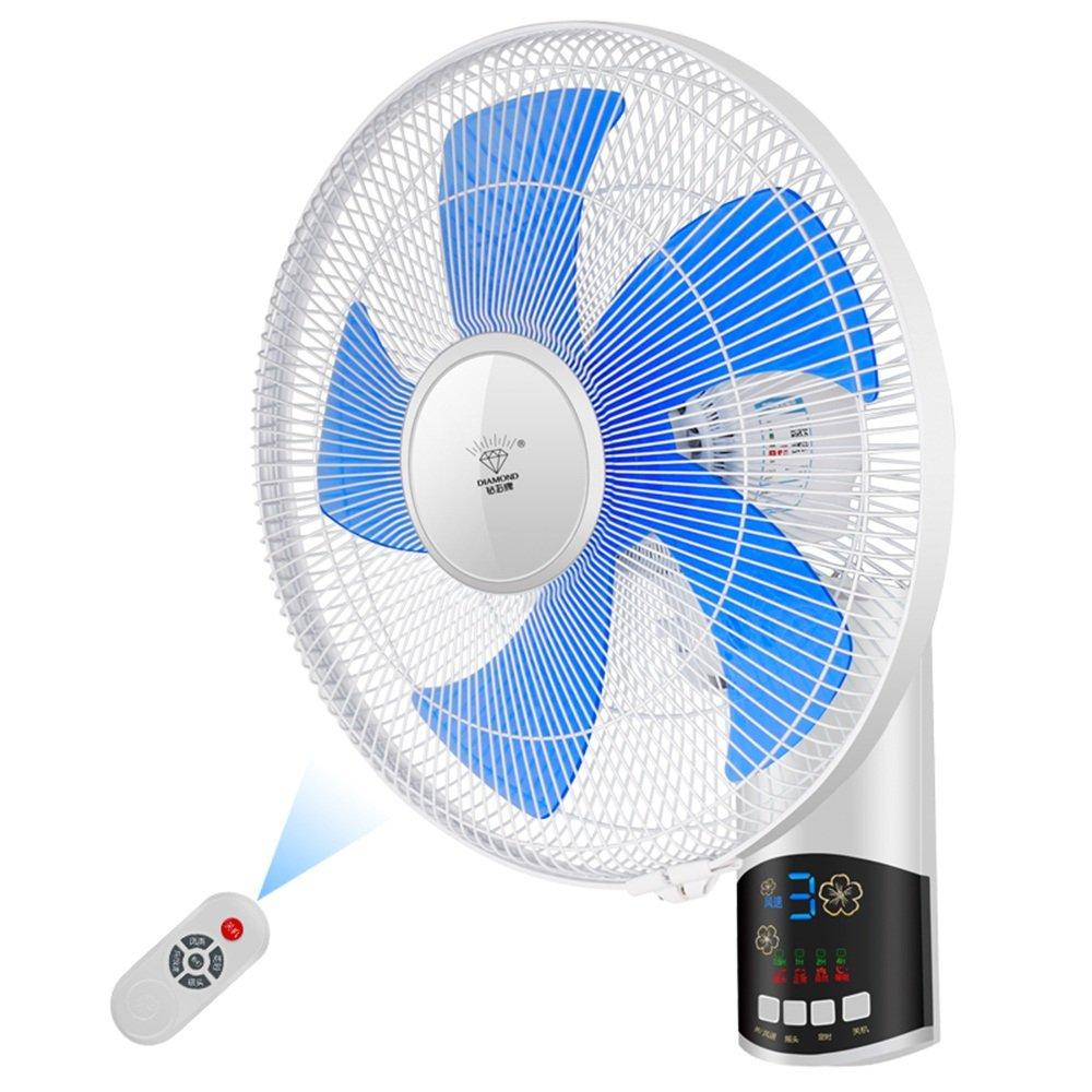 品質が完璧 ZR- ウォールファン 家庭 ウォールタイプ 扇風機 ウォールファン ウォールファン 頭を振る リモートコントロール壁 頭を振る レストラン B07F8HZRM5 16インチ産業用ファン B07F8HZRM5, くらしのeショップ:b1d1eeb9 --- arianechie.dominiotemporario.com