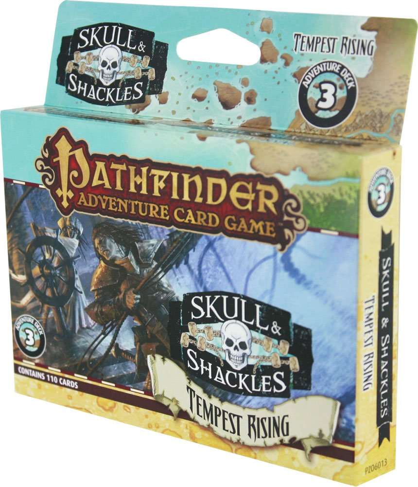 Pathfinder Adventure Card Game: Skull and Shackles: Tempest ...