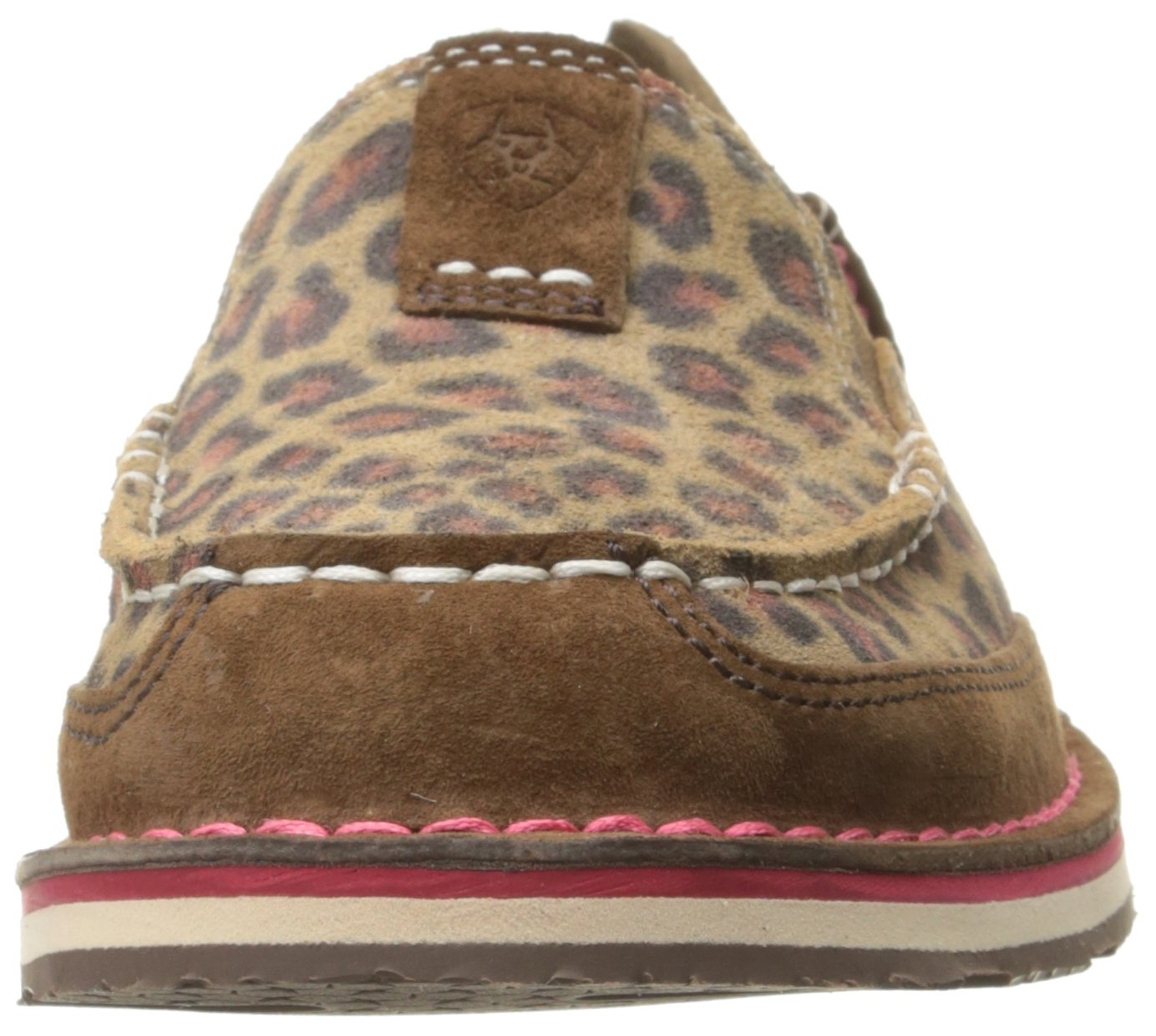 Ariat Women's Cruiser Slip-on Shoe Earth/Cheetah B014WBP5SO 7.5 B(M) US|Dark Earth/Cheetah Shoe 07c82d