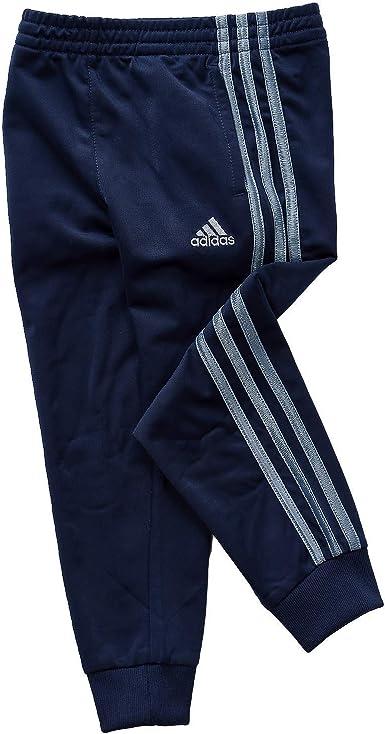 labios Civil Temeridad  Amazon.com: adidas Impact Tricot Jogger - Pantalones para niño, 7, Azul  marino/Gris: Clothing