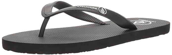 8c244a4963d3 Amazon.com  Volcom Men s Rocker Flip Flop Sandal  Shoes