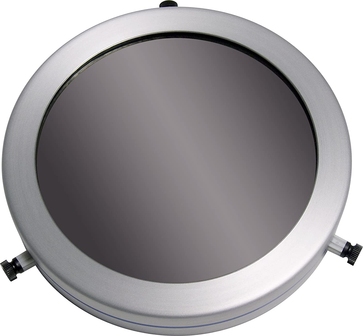 Orion 07737 6.58-Inch ID Full Aperture Glass Telescope Solar Filter (Silver) Optronic Technologies
