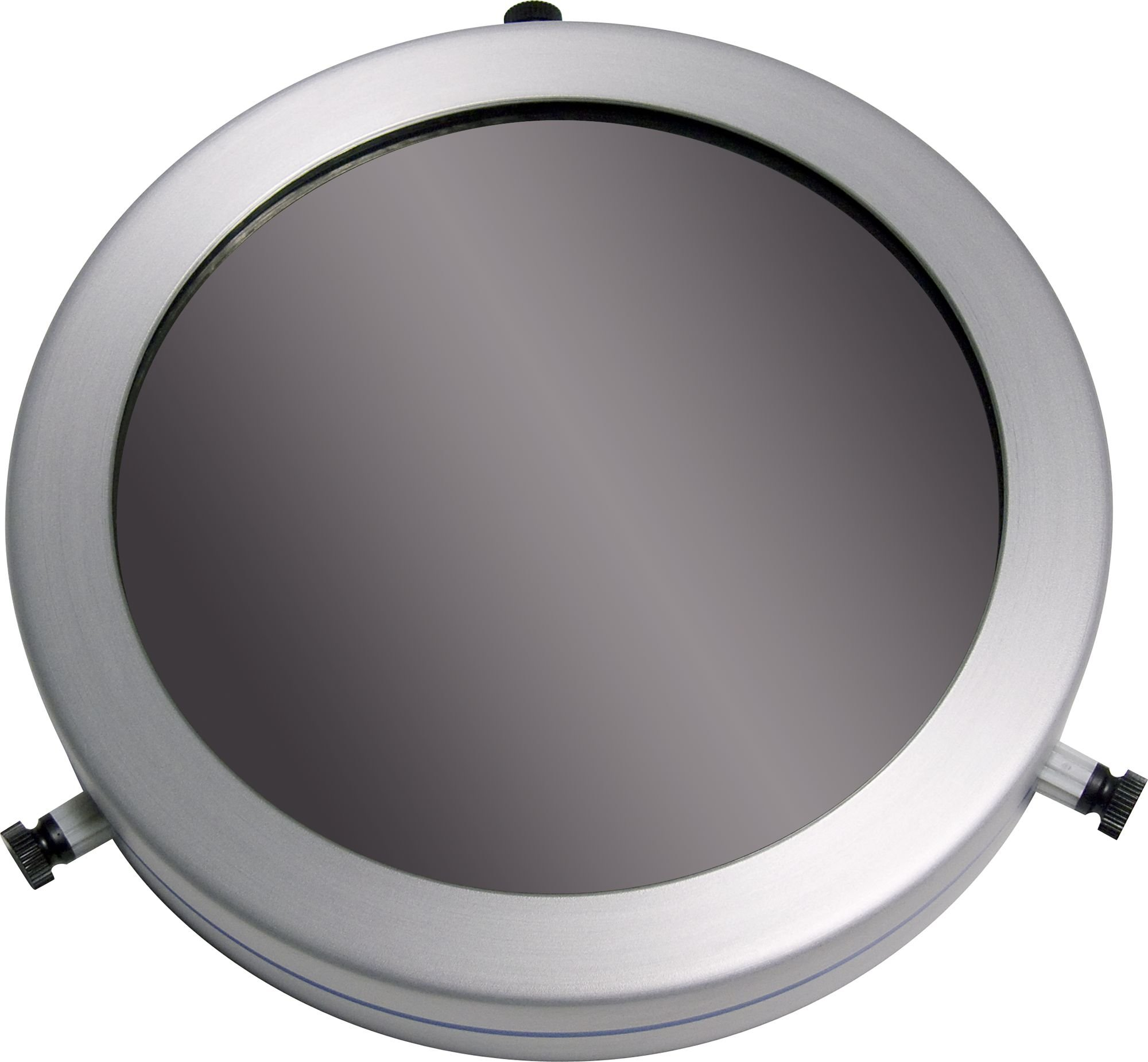 Orion 07737 6.58-Inch ID Full Aperture Glass Telescope Solar Filter (Silver) by Orion
