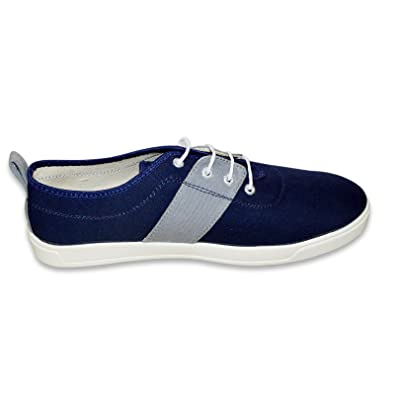 Marusthali Men'S Blue & Green Casual Shoes (7) zQpuRqLx