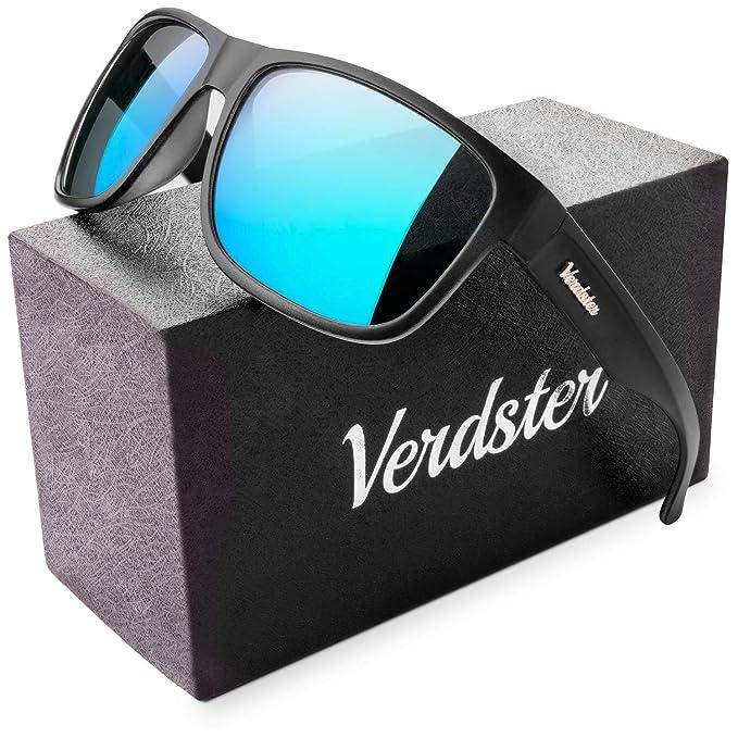 Amazon.com: Verdster - Gafas de sol polarizadas con efecto ...