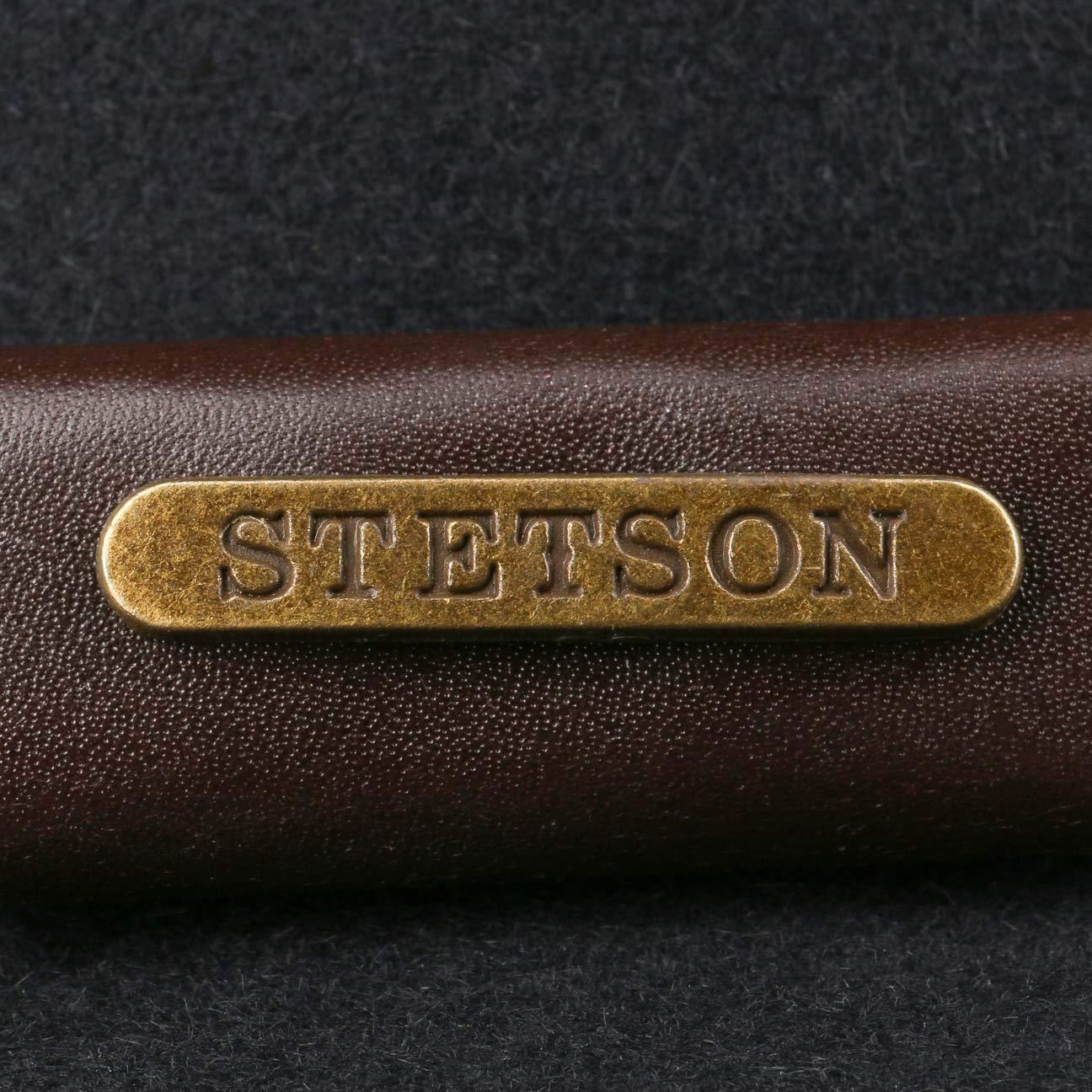 Made in The EU Stetson Hontaro Fur Felt Hat Men