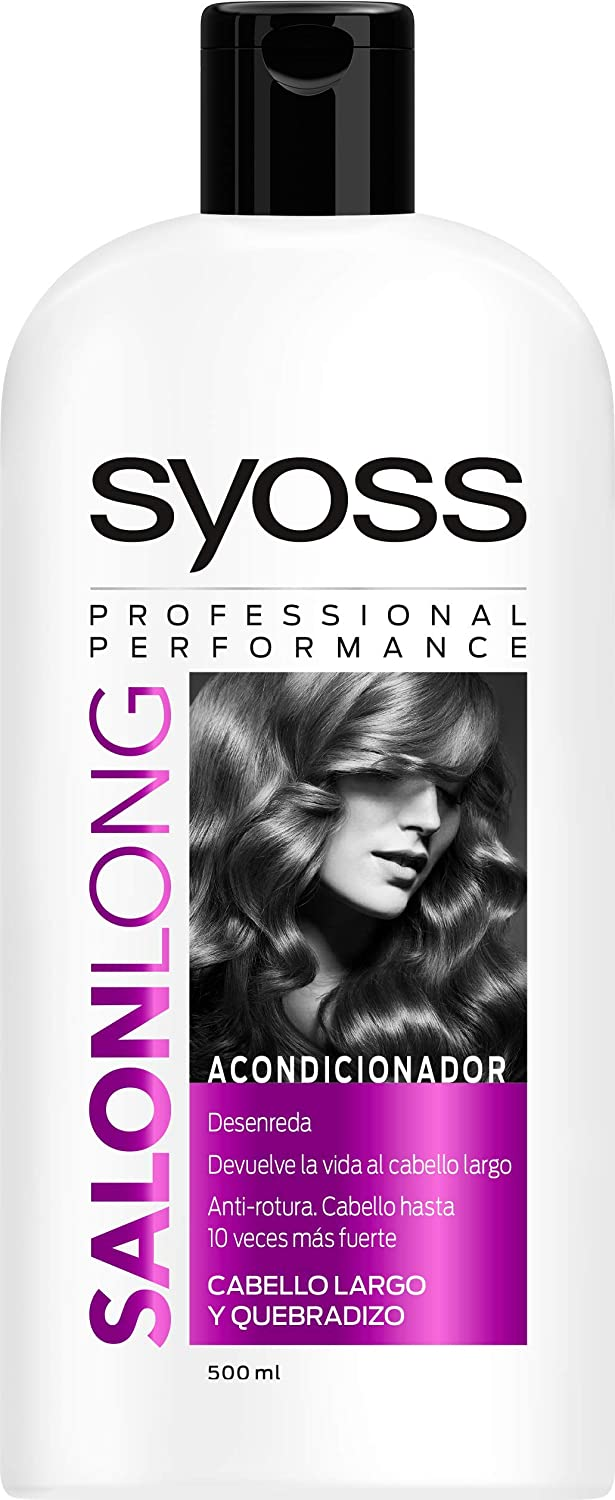 Syoss - Acondicionador Salon Long - 500ml