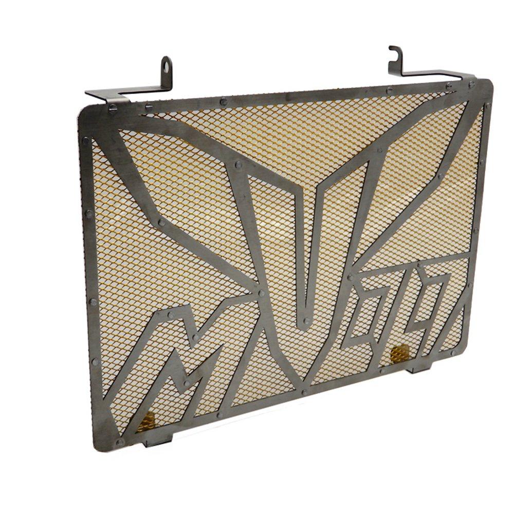 MT 09/Protecci/ón Radiador Tracer Rejilla Radiador Bae refrigeraci/ón funda Guardia agua cubierta para Yamaha MT-09/MT09/2013/2014/2015/2016/Moto dorado