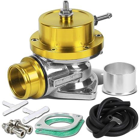 Amazon.com: Type-S Style Universal 40-mm Turbo & Intercooler Blow off Valve (Gold): Automotive