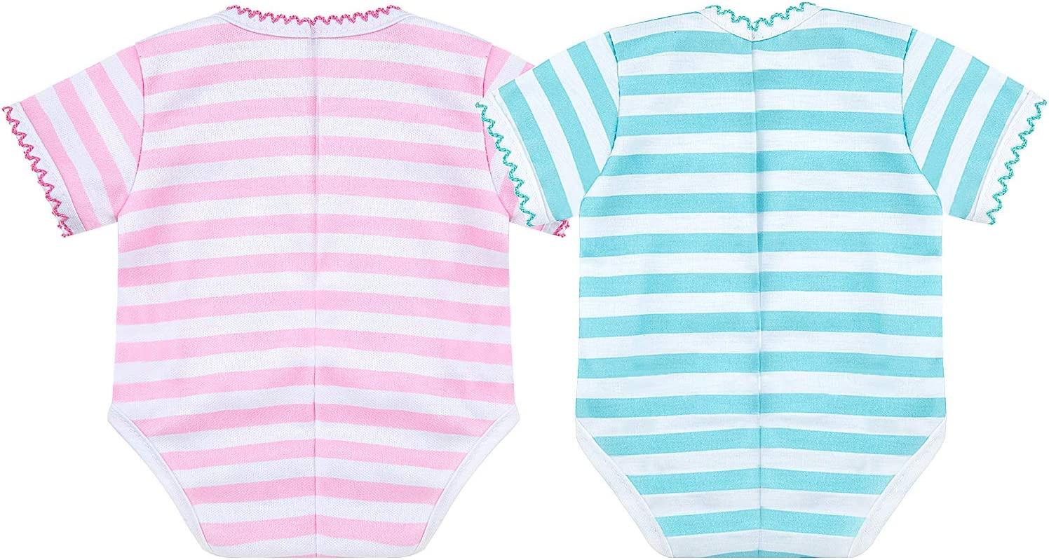 Surtido: Colores aleatorios Baby Born 822166 Accesorio para mu/ñecas - Doll Clothes Set, Multi