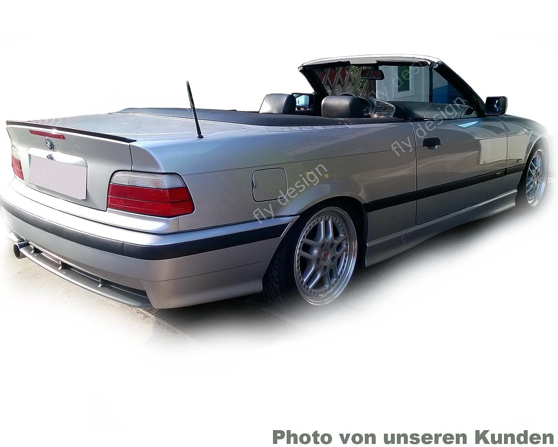 Car-Tuning24 50445149 wie Performance und M3 3ER E36 M3 CABRIO SPOILER HECKSPOILER SPOILERLIPPE LIPPE HECKSPOILERLIPPE