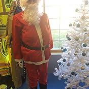 Amazon.com: Disfraz de Santa Claus para adulto, de Forum ...