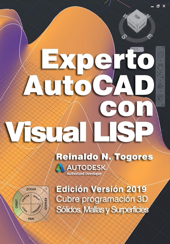 Experto AutoCAD con Visual LISP: Edición Versión 2019: Amazon.es ...