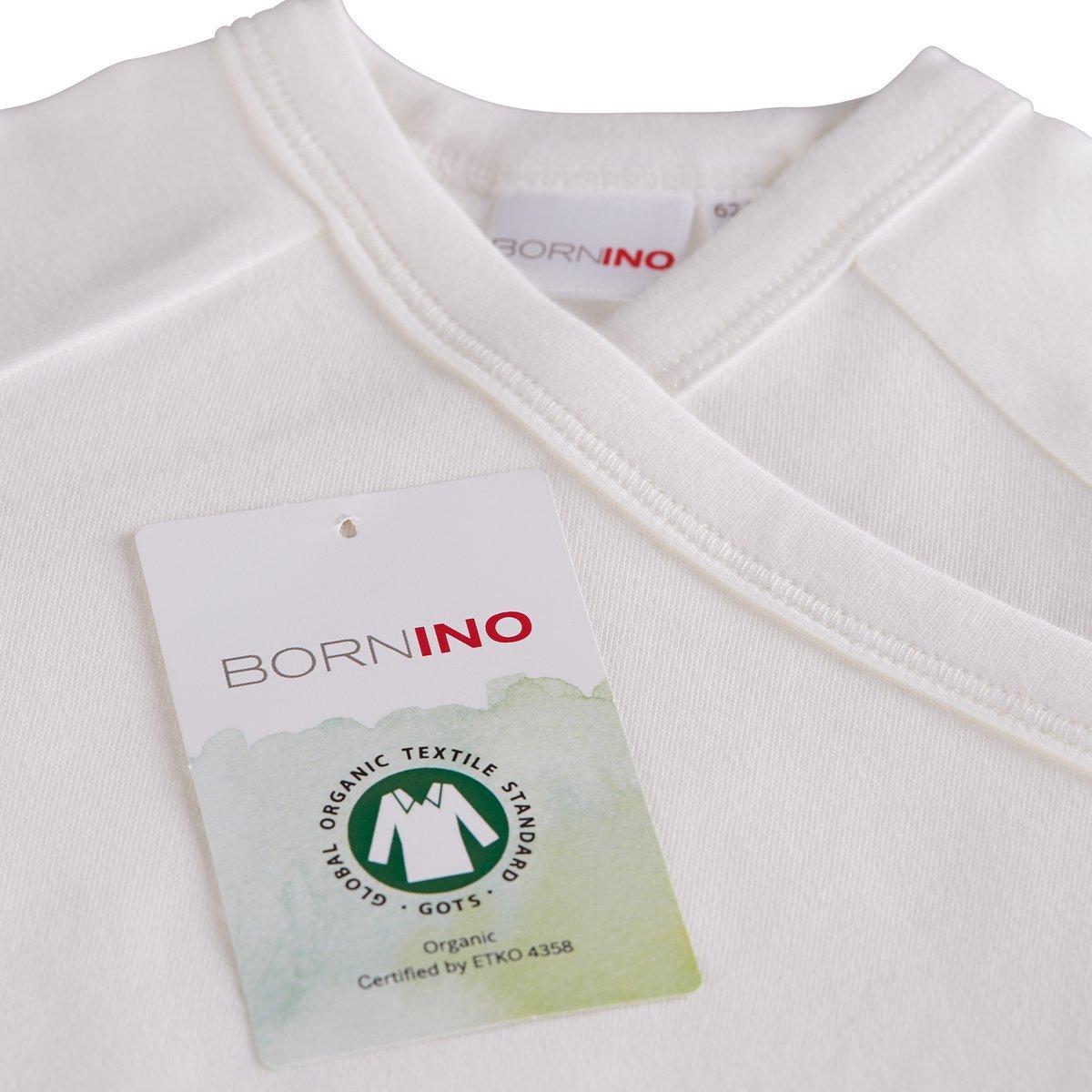 Bornino Le Body Portefeuille à Manches Courtes bébé  Bornino  Amazon.fr   Vêtements et accessoires 9fcb979b154