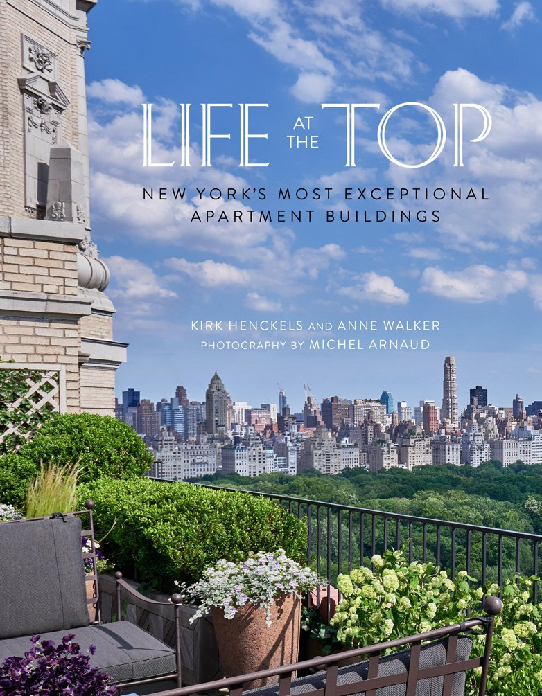 Life at the Top: New York's Exceptional Apartment Buildings by Vendome Press (Image #1)