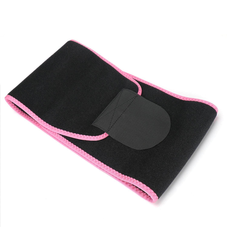 SCENTED TEA Sweat Waist Trimmer Belt, Premium Waist Trainer Belt, Weight Loss Belt for Men Women