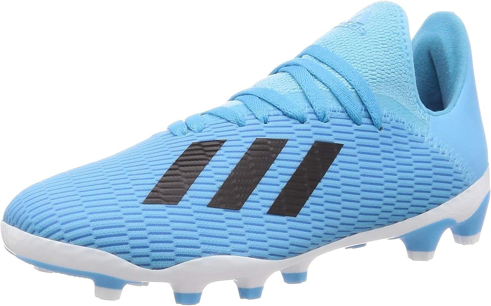 adidas Boys Soccer Shoes Cleats Children Football X 19.3 MG Junior EF7550 New