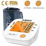 ABOX Tensiómetro de Brazo Digital, 2 x 90 memoria y 22-42cm largo manguito
