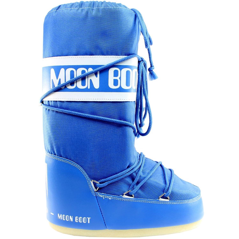 Amazon | Mens Tecnica Moon Boot Nylon Waterproof Mid Calf Snow Winter  Rain Boot | Snow Boots