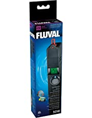Fluval Chauffage pour Aquarium 50 W jusqu'à 60 L