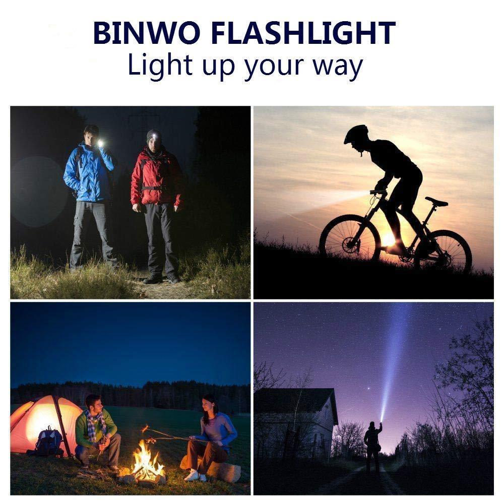 Szeneriebild LED Taschenlampe