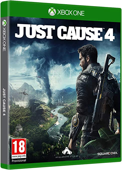 Just Cause 4: Amazon.es: Videojuegos