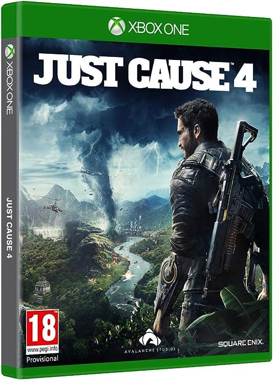Just Cause 4: Amazon.es: Videojuegos