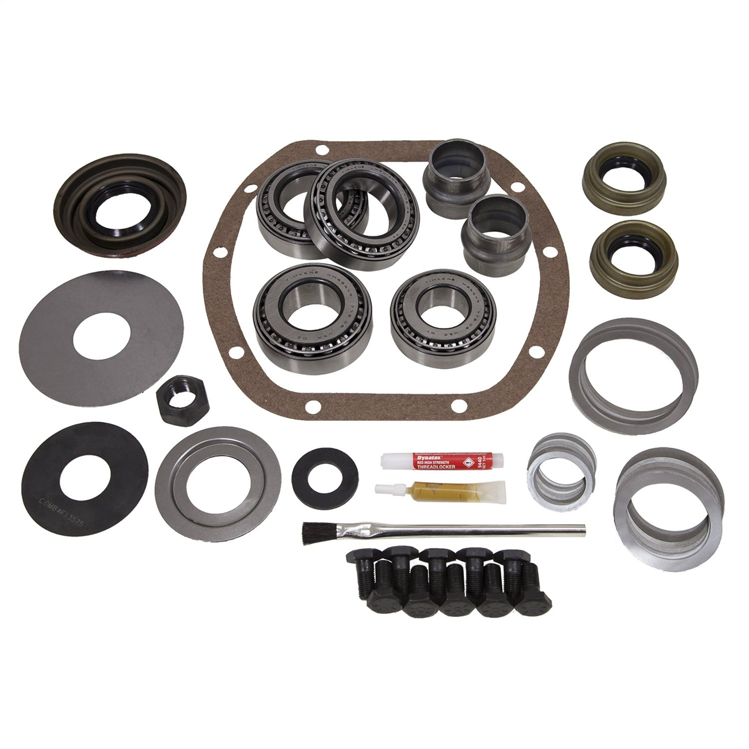 Master Overhaul Kit for Dana 30 Short Pinion Front Differential USA Standard Gear ZK D30-TJ