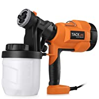 Tacklife SGP15AC 400W 800ml/min Advanced Hand Held Electric Spray Gun