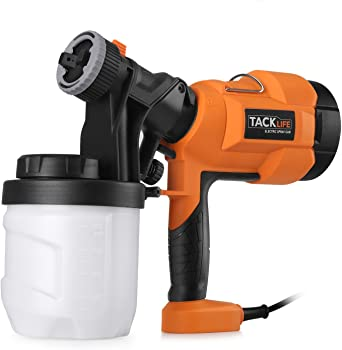 Tacklife SGP15AC 400W 800ml/min Hand Held Electric Spray Gun