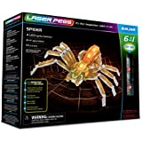 Laser Pegs Spider 6-in-1 Building Set; The First Lighted Construction Toy to Ignite Your Child's Creativity; It's Your Imagination, Light It Up