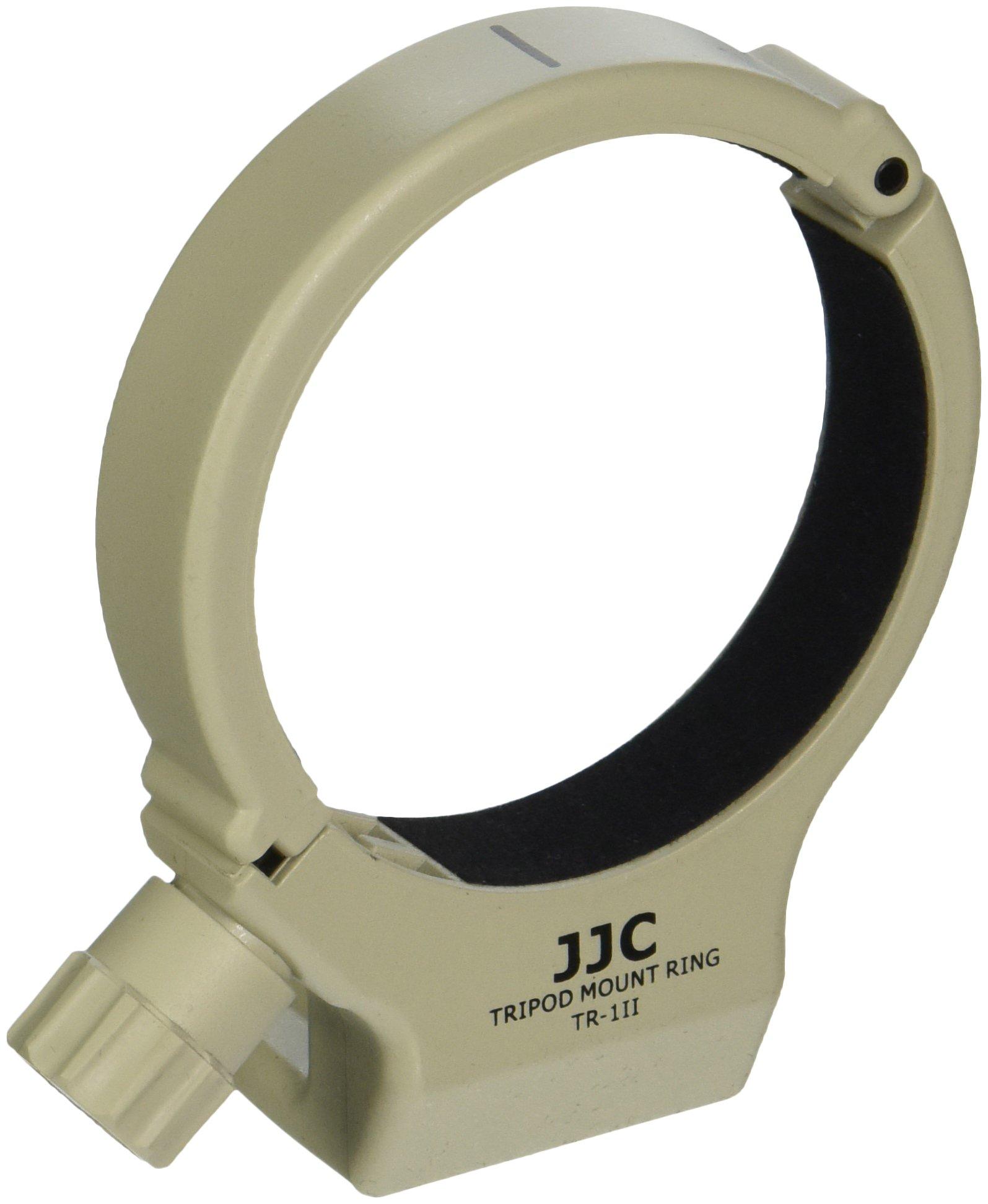 JJC TR Series Tripod Mount Ring, TR-1II, Canon EF 70-200mm F/4L, Canon EF 70/200mm f/4L IS by CowboyStudio