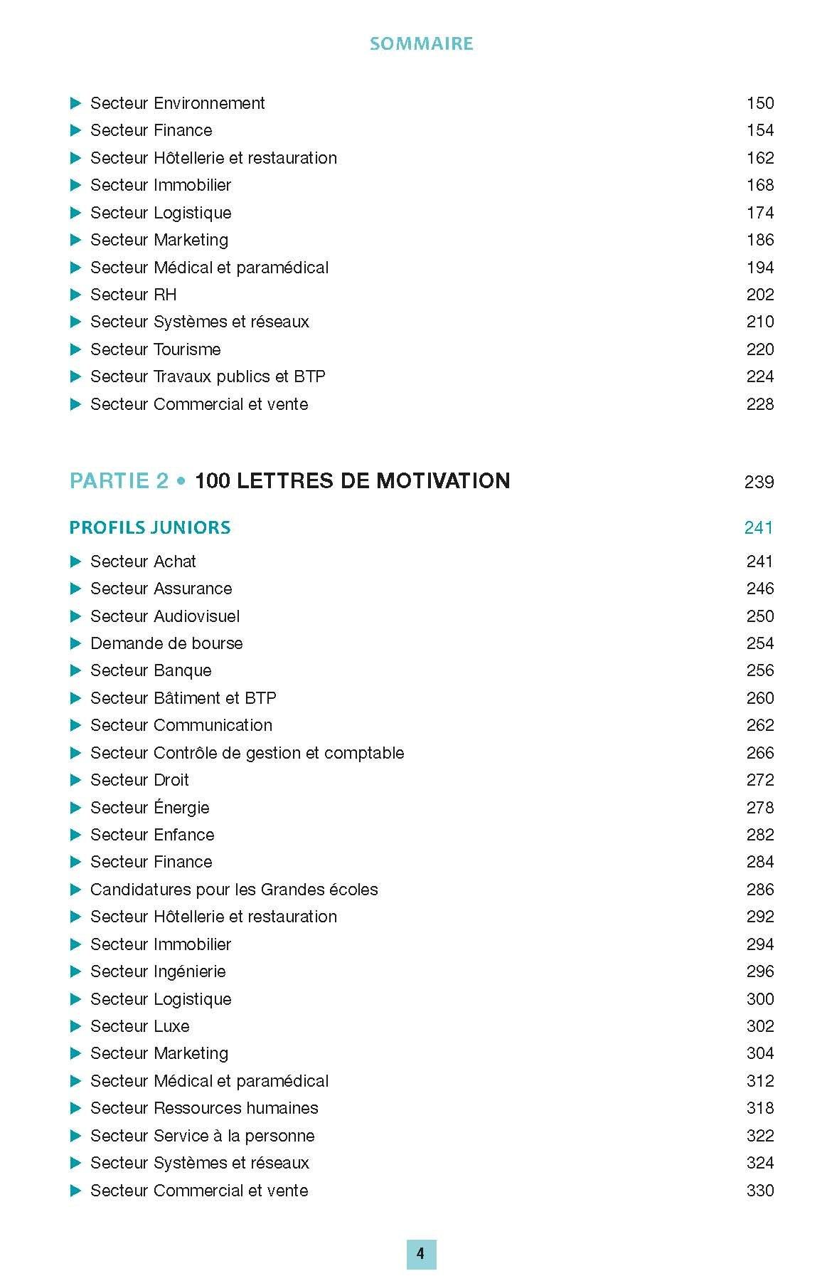 100 mod u00e8les de cv et 100 lettres de motivation broch u00e9  u2013 13 mars 2018 pauline lahary studyrama
