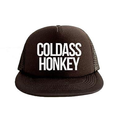 Cold Ass Honkey Swag Hip Hop impresión 80s Style Snapback Sombrero ...