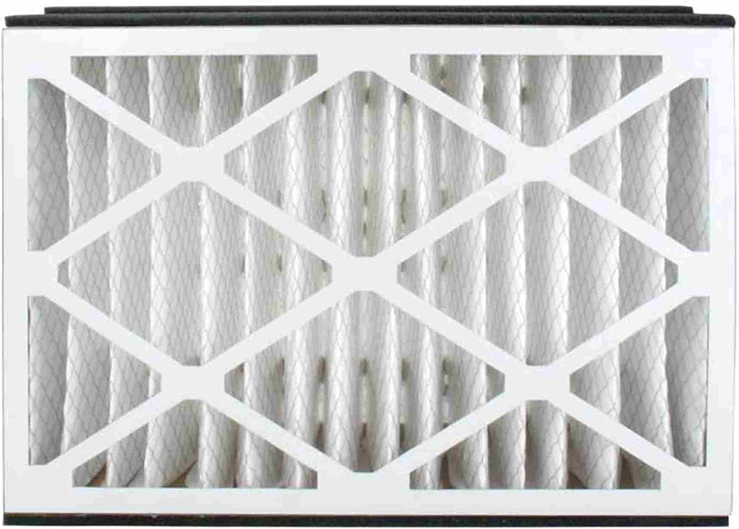 Trion Air Bear 255649-105 Pleated MERV 8 Furnace Filter Cleaner 16x25x5-3 Pack