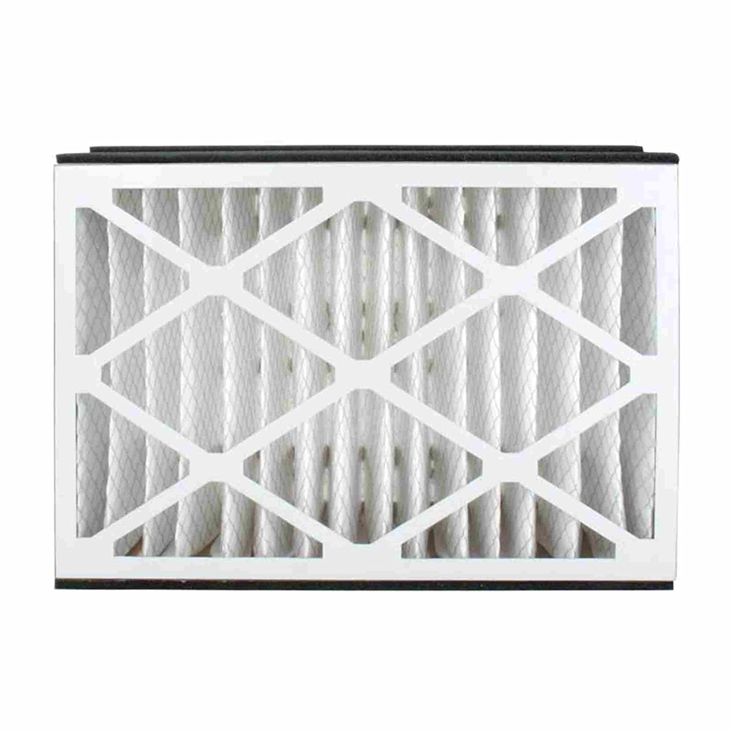 Pleated Furnace Air Filter 16x25x5 MERV 8 3 X Trion Air Bear 255649-105