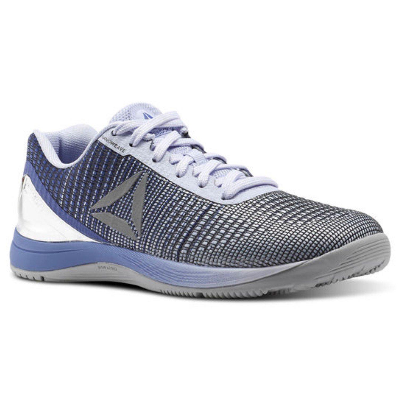 Reebok Women's Crossfit Nano 7.0 Track Shoe B07D7R71DT 8.5 B(M) US|Lilac/Silver