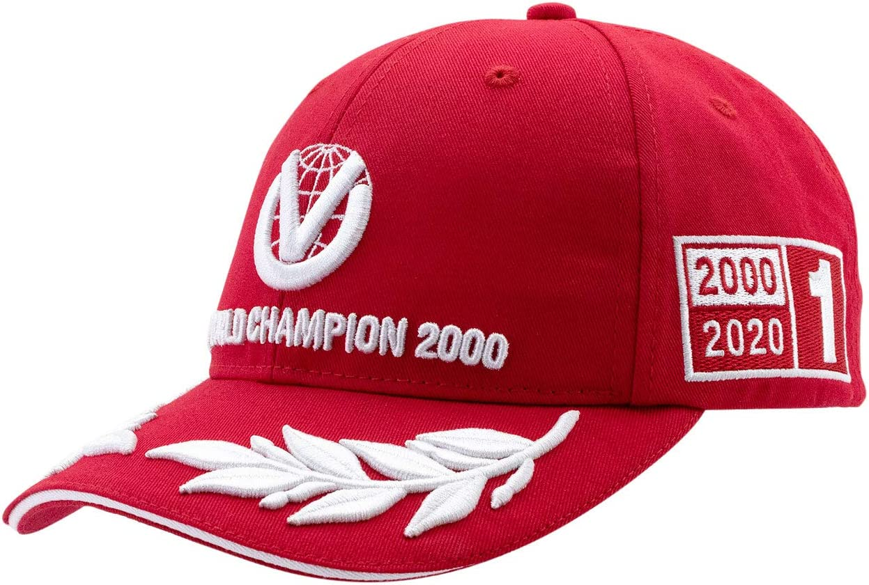 MBA-SPORT Michael Schumacher Cap World Champion 2000 Limited Edition
